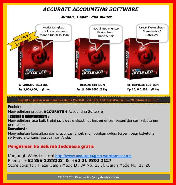 accurate+accounting+software | SOFTWARE ACCURATE INDONESIA - photo#13